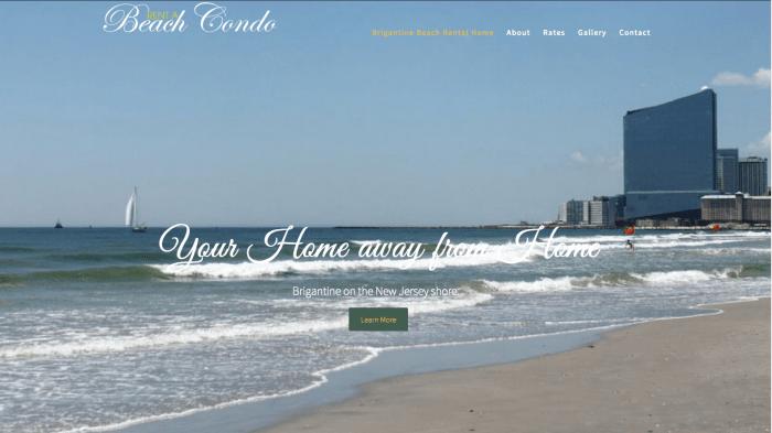 Rent A Beach Condo
