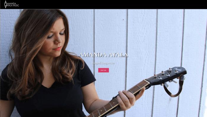 Amanda Ayala's Home Page