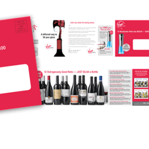 Virgin Wines DM