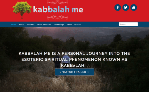 Lake Mahopac Graphic Design Client Testimonial from Kabbalah Me Website