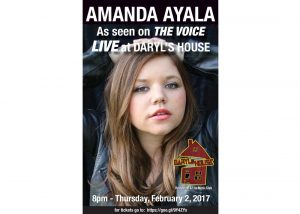 Amanda Ayala Ad for More Sugar Daryl's House