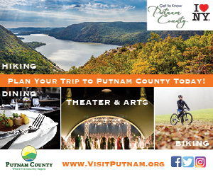 Print Design -Putnam County Tourism Ad
