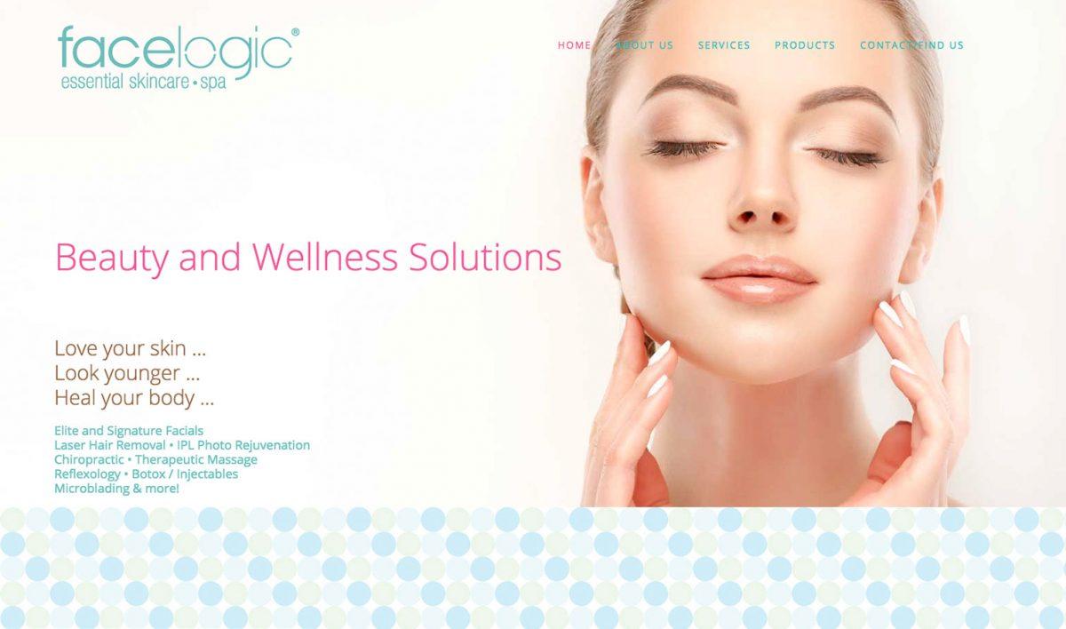 Facelogic Mt. Kisco Website Design