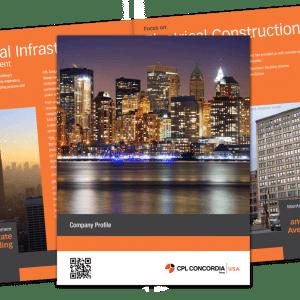 Print Design- Brochure for CPL Concordia USA