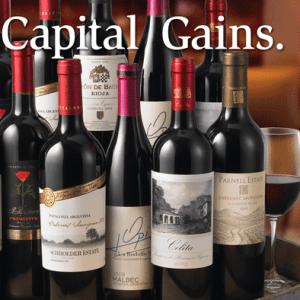 Print Design Wall Street Journal Wines Ad