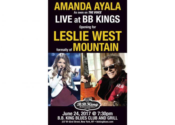 Amanda Ayala BB King Ad for More Sugar