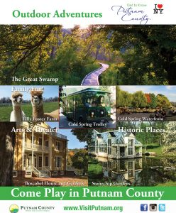 Print Design- Ad- Putnam Visitors Bureau