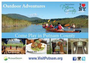 Print Design- Ad- Putnam Tourism