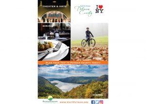 Full Page Ad for Putnam Visitors Bureau